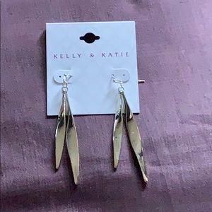 Kelly & Katie silver earrings